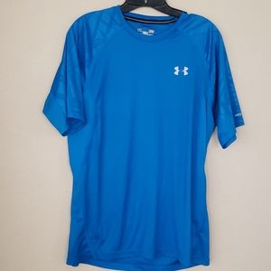 Under Armour Large Blue Performance tshirt